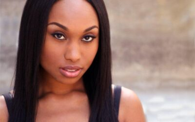 Actress Angell Conwell Stars in DIVAS