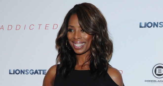 Star of Tyler Perry's For Better or for Worse: Tasha Smith