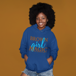 Beautiful Brown Girls Hoodie